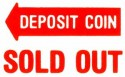 DP44  Insert Coins/Sold Out